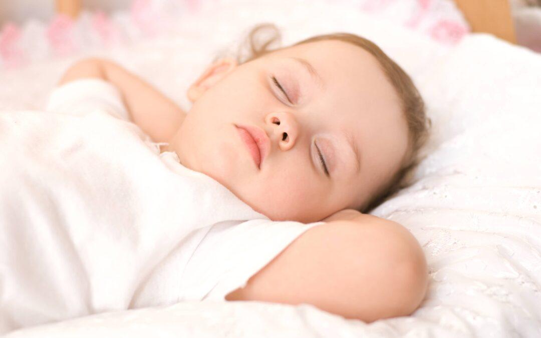 How Much Sleep Do Babies Need - Scimce