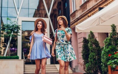 An Inspiration from Fashion Figure; Five Tips For Wearing a Summer Dress