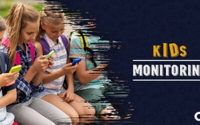 How to Keep kids Secure from online Predators with Kids Monitoring App