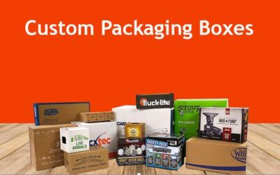 Custom Packaging Boxes: Why Every Business is Adopting These for Their Products