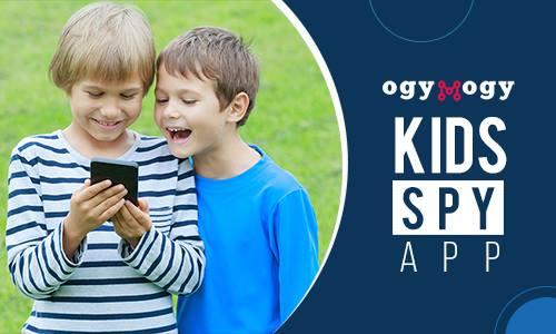kids monitoring app