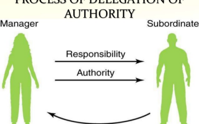 Which Statement Accurately Describes one reason a Delegation of Authority may be Needed?