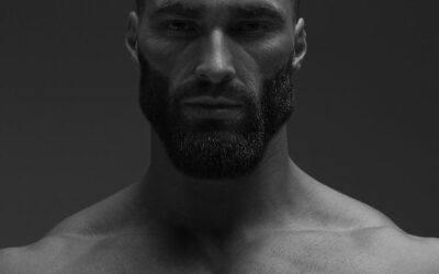 Who is Ernest Khalimov aka GigaChad