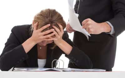 Bullying in the Workplace- How to Stop it?