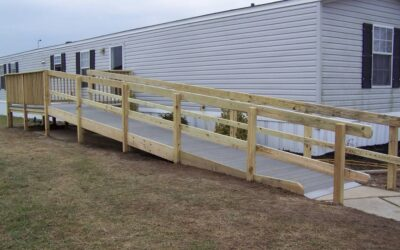 How to Build a Portable Wheelchair Ramp by Wood